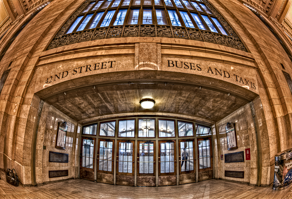 Grand Central Terminal: 42nd Street Exit