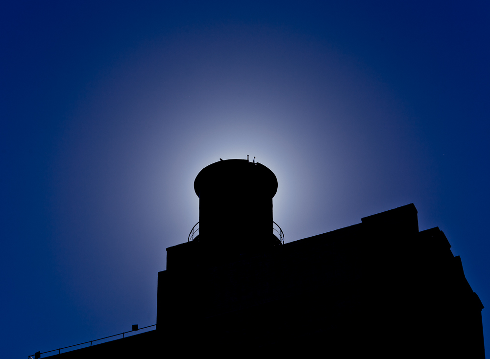 New York City: Water Tower Halo
